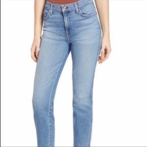 Seven for all Mankind Eddie skinny crop